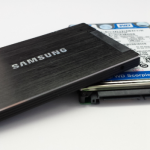 Solid State Drive and traditional Hard Drive