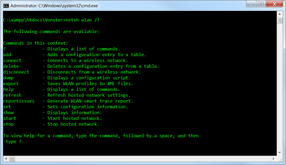 Command Prompt Help 2
