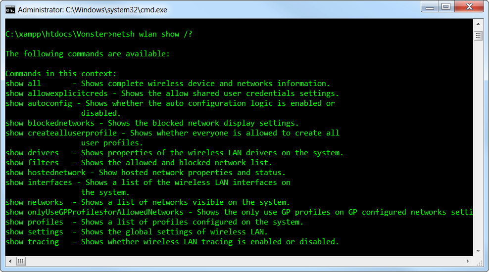 Command Prompt Help 3