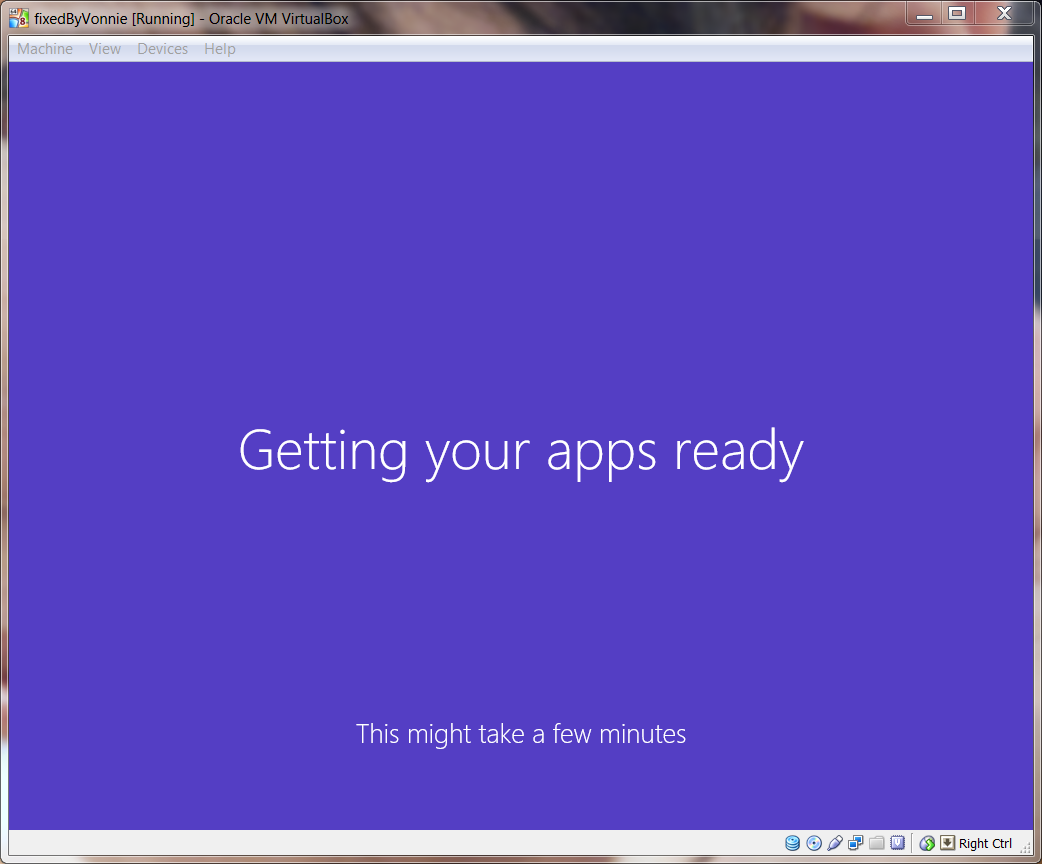 Windows 8.1 getting Apps ready