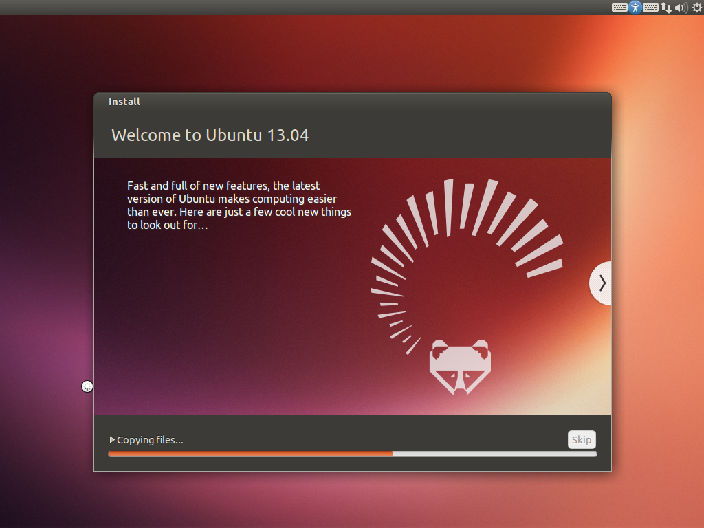 ubuntu grab cd