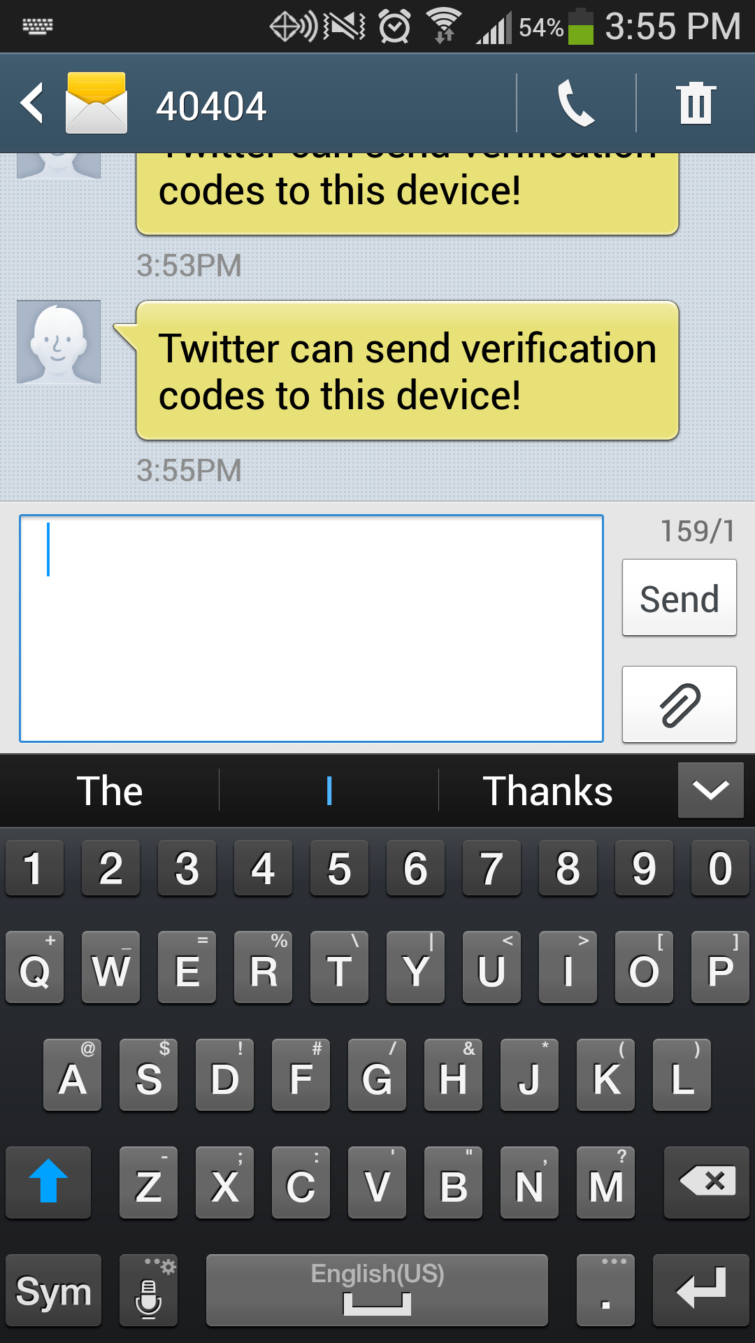 Twitter Login Verification using Android