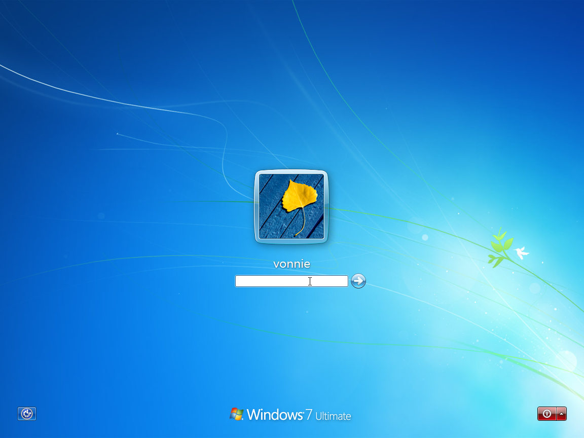 Windows 7 Desktop Background