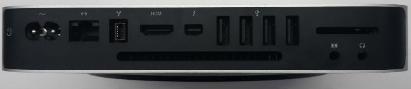 Mac Mini Mid-2011 Ports