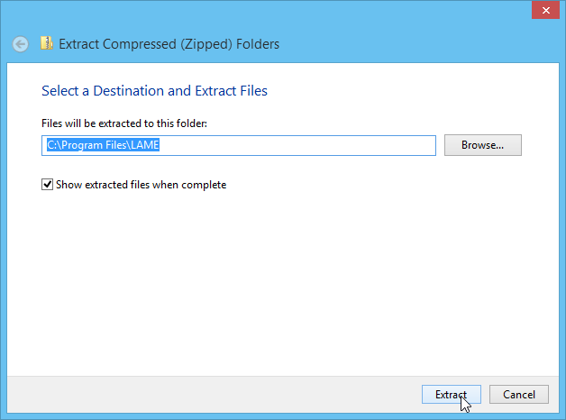 how to open unix executable file on windows