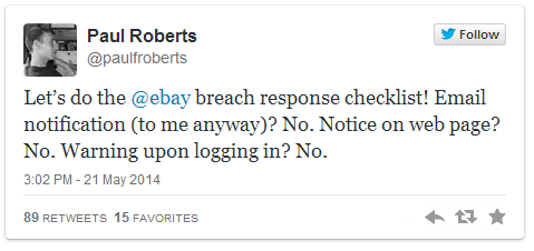 @paulfroberts on the @ebay security breach