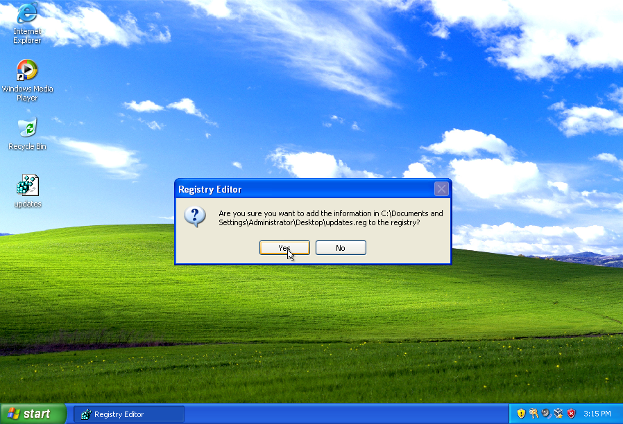 fixedbyvonnie-windows-xp-adding-registry-hack-to-registry
