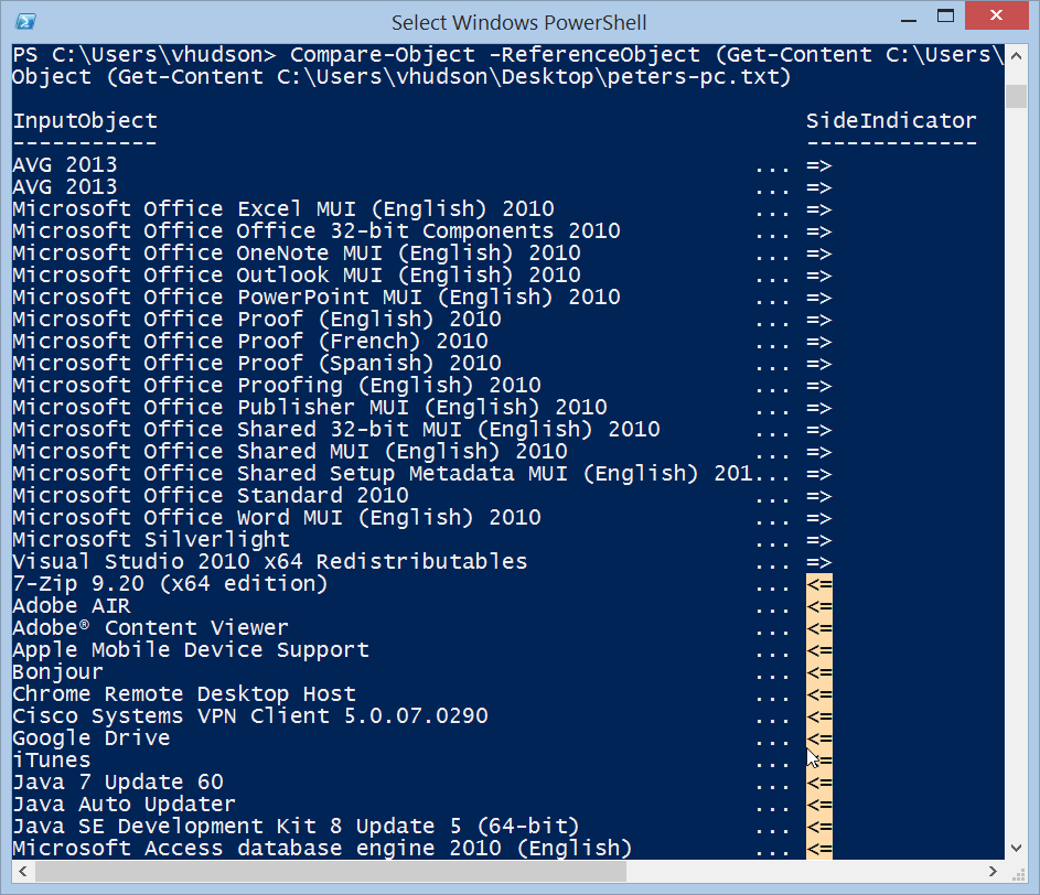 how to tell if powershell is installed