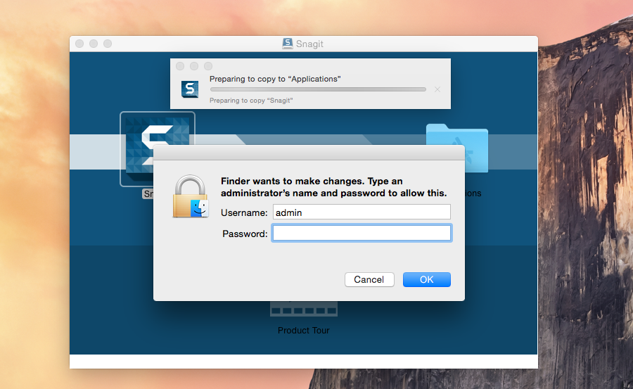 How to instsall software on your Mac without the Admin password
