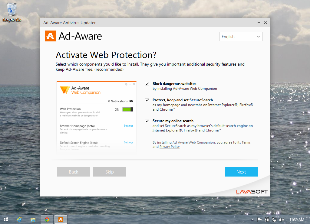 How to Remove Ad-Aware Secure Search (Firefox/Chrome/IE ...
