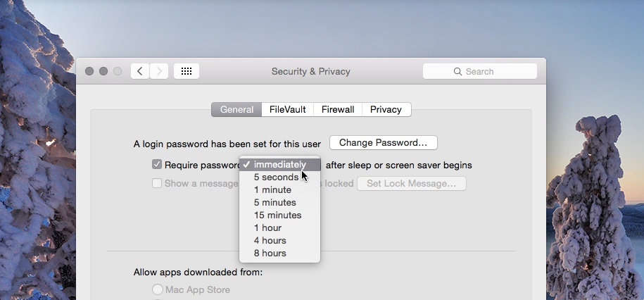 Security and Privacy in Mac OS X