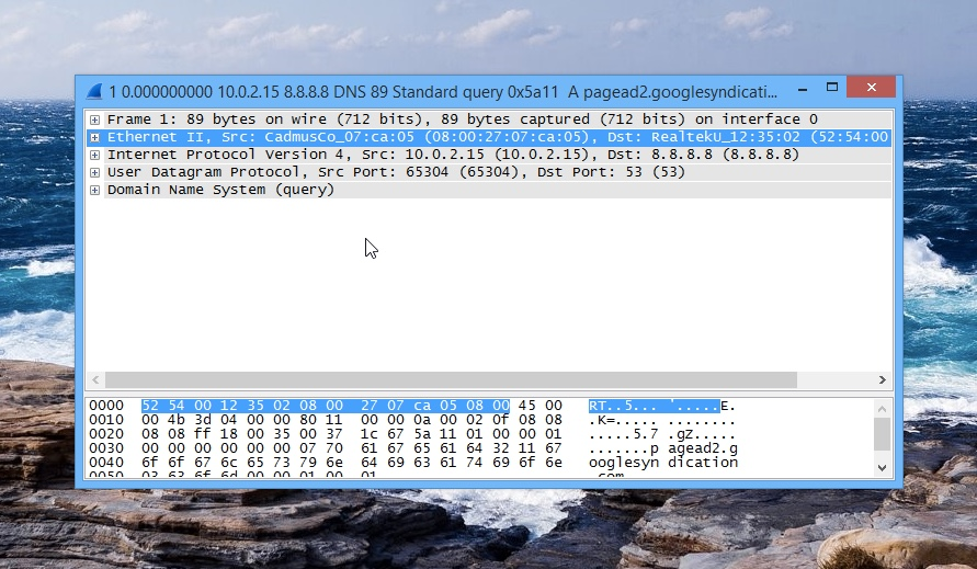 Wireshark Focused