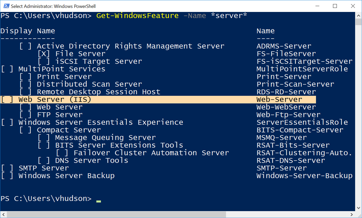 Say what's up to PowerShell 5 (Part 15/27) - fixedByVonnie