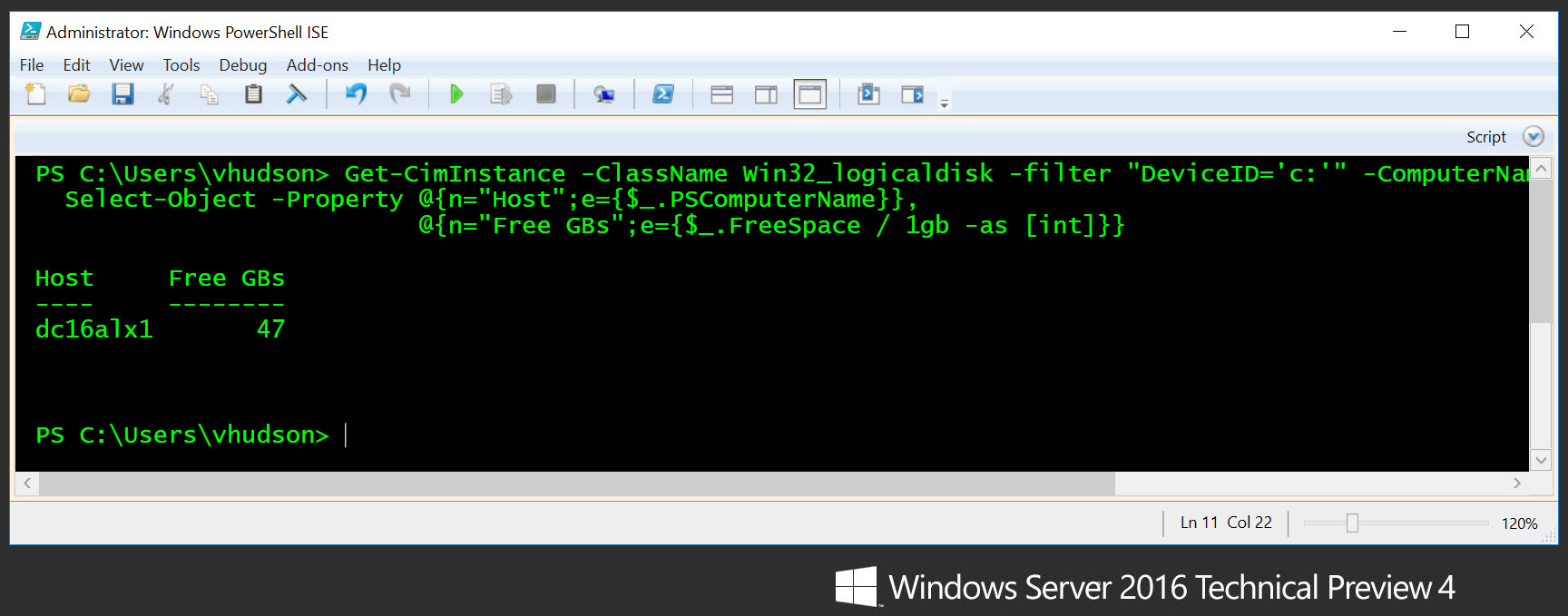 Say what's up to PowerShell 5 (Part 26/27) - fixedByVonnie